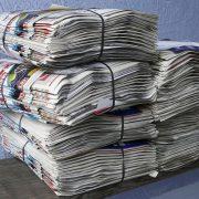 Je had beter een krantenwijk kunnen nemen….