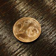 Raap jij een 2 cent muntje op