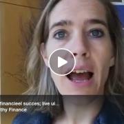 De 3 stappen naar financieel succes; live uit NY